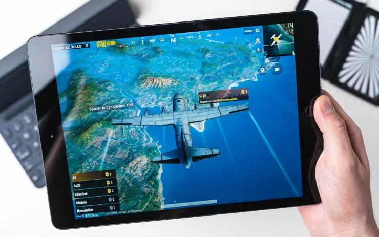 Apple iPad 8 Spiele Test