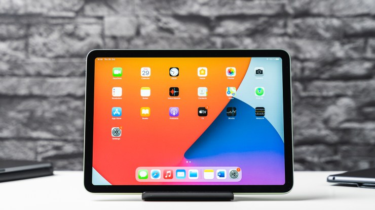 Apple iPad Air 4 mit iPadOS