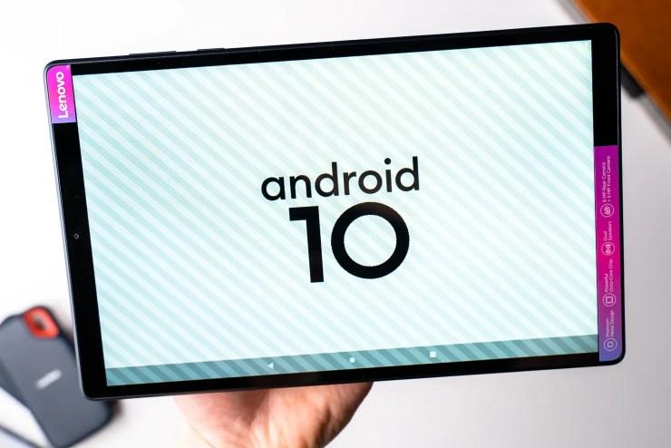 Lenovo Tab M10 HD 2. Gen mit Android 10