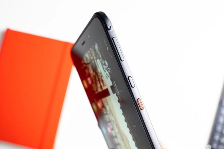 Samsung Galaxy Tab Active 3 Button