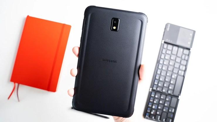 Samsung Galaxy Tab Active 3 Design