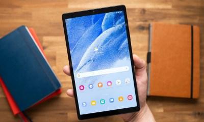Samsung Galaxy Tab A7 Lite Test
