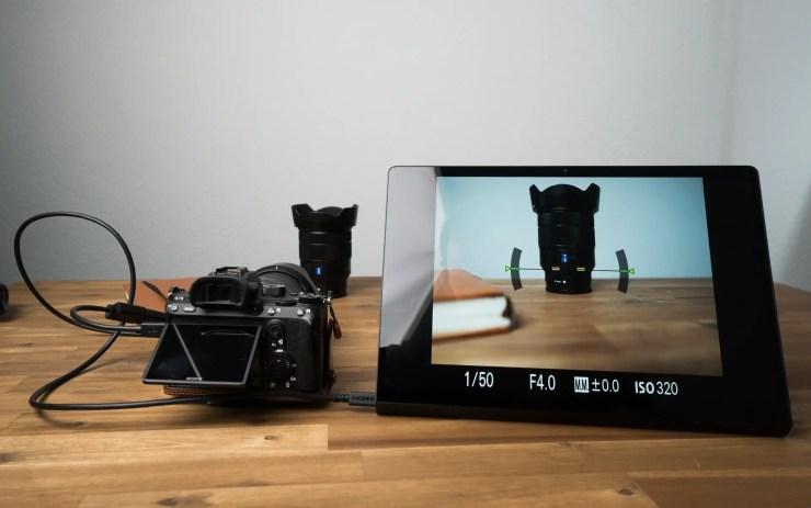 Lenovo Yoga Tab 13 externer Monitor