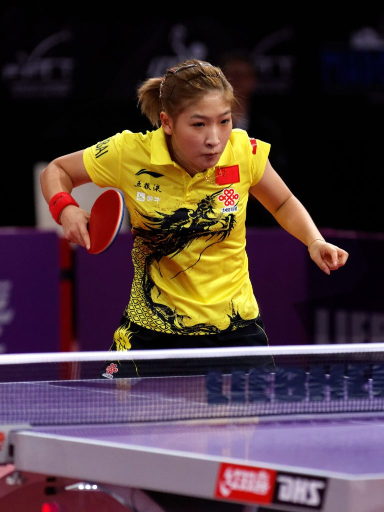 Table Tennis Counter Hit