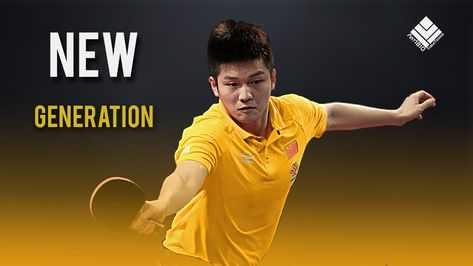 Table tennis forehand drive