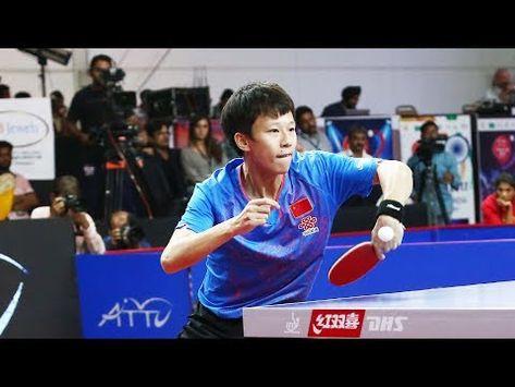 Table Tennis Flick