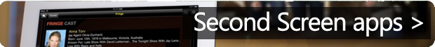 Alle second screen apps