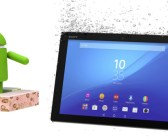 Uitrol Android Nougat voor Sony Xperia Z4 Tablet hervat