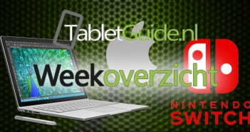 TabletGuide weekoverzicht van week 43 (2016)