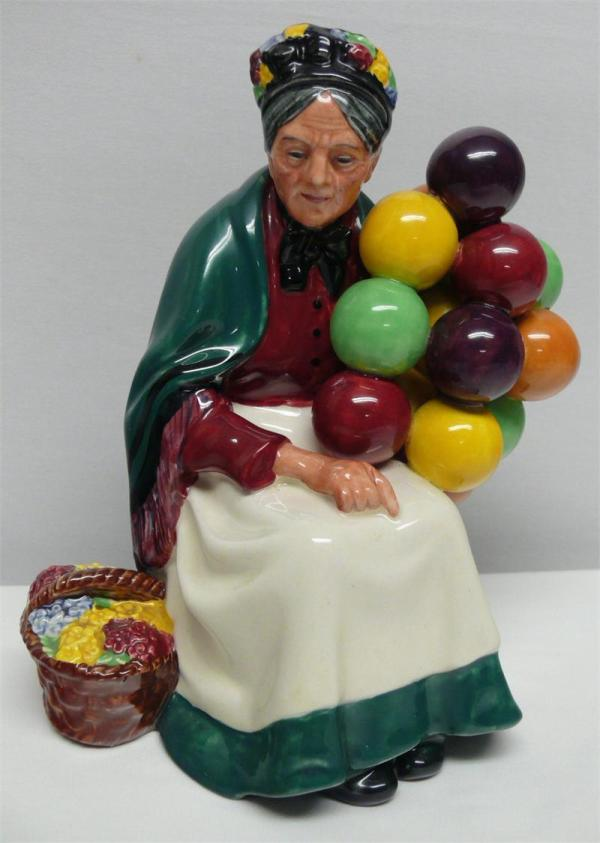 Royal Doulton Figurine - Balloon Seller Hn1315