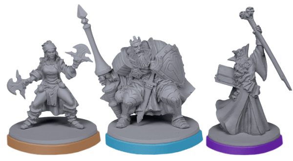BSieged Sons of the Abyss on Kickstarter  Tabletop