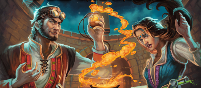 Chaos & Alchemy Board Game review