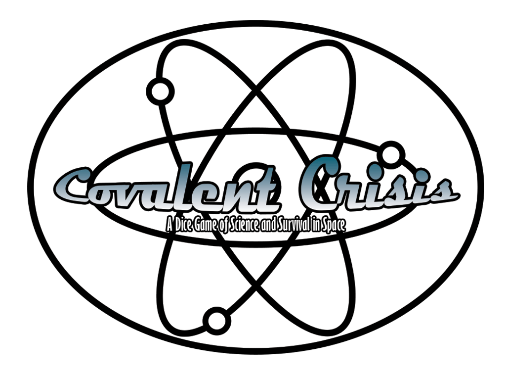 Covalent Crisis Science Dice Game up on Kickstarter
