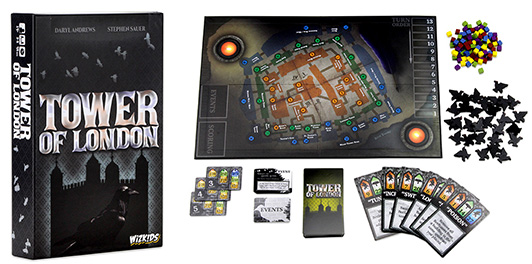 Image result for tower of london board game