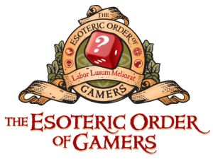 THe Esoteric Order of Games