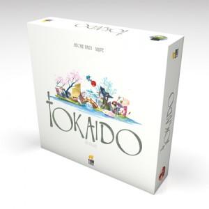Tokaido - Box