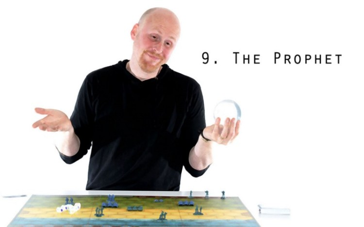 Worst Types Of Tabletop Gamer - Prophet