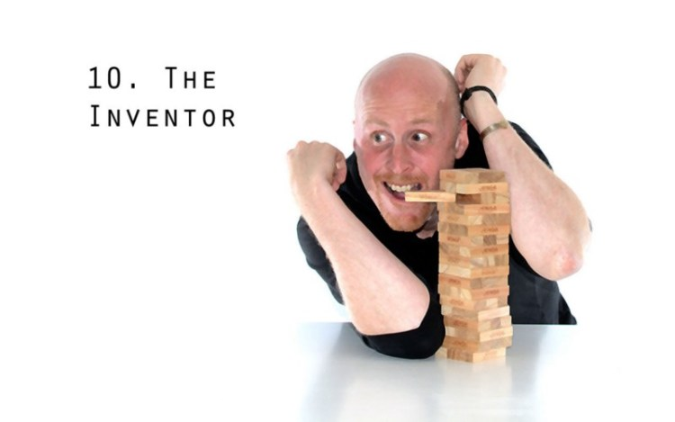 Worst Types Of Tabletop Gamer - Inventor