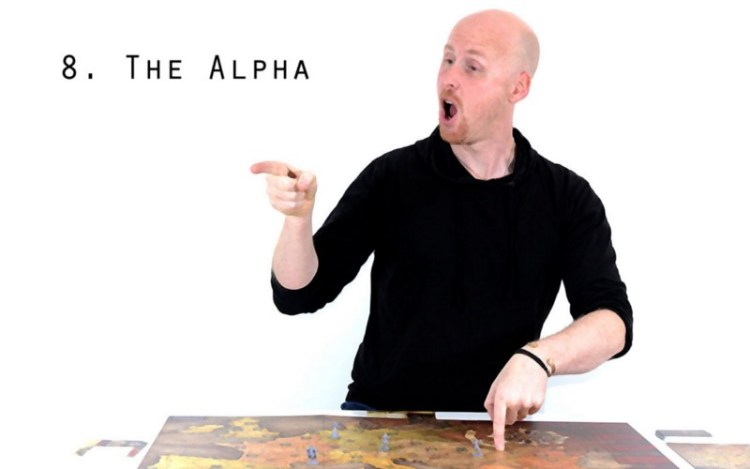Worst Types Of Tabletop Gamer - Alpha