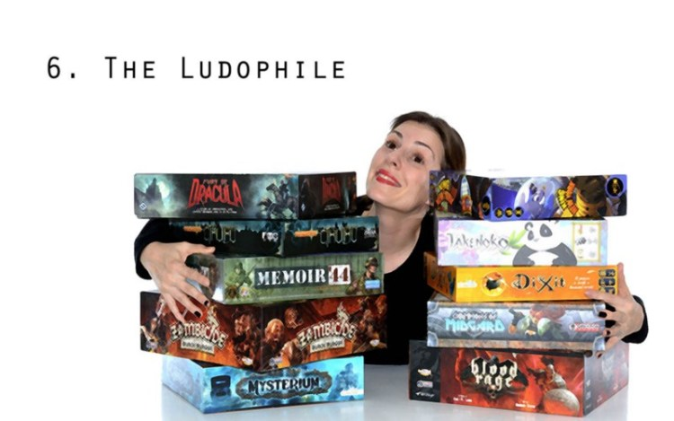 Worst Types Of Tabletop Gamer - Ludophile