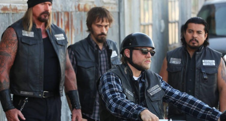 Sons of Anarchy Man of Mayhem Review - Sons of spotlessness