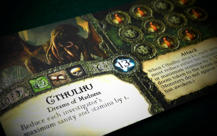 Elder Sign Review - Great Old One