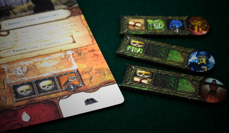 Elder Sign Review - Monsters