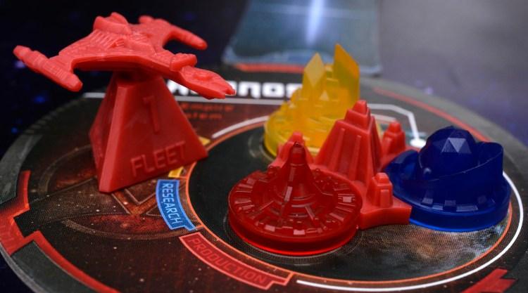 Star Trek Ascendancy - Klingon fleet