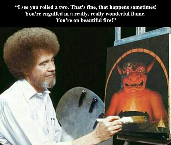 Board Games Are The New Video Games - Bob Ross DnD