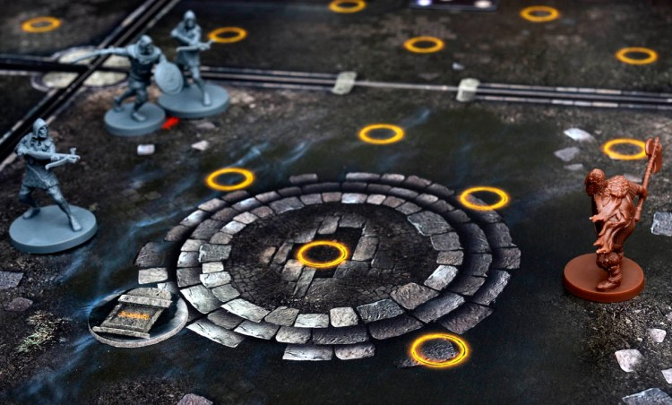 Dark Souls The Board Game - Crossbow Hollows