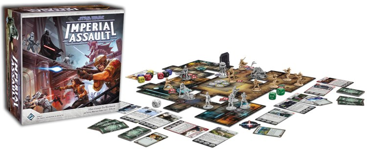 Star Wars games - Imperial Assault