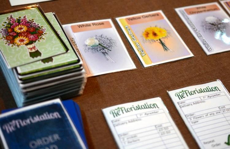 UK Games Expo 2017 Press Preview - Refloristation 2