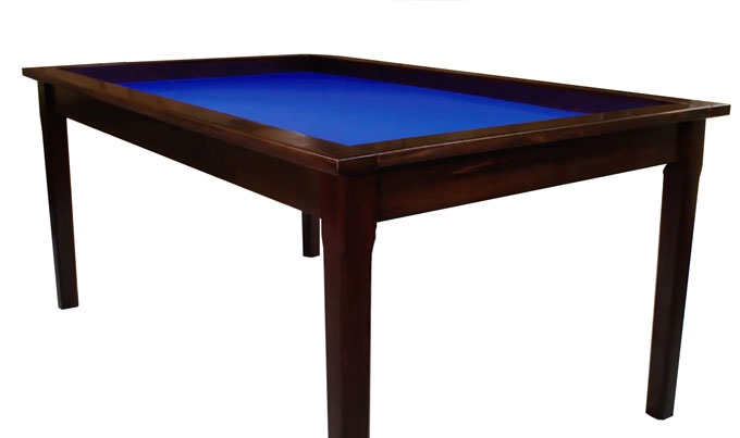 Geeknson Kickstarter Woes With The Troubled Taylah Gaming Table - Cheap board game table