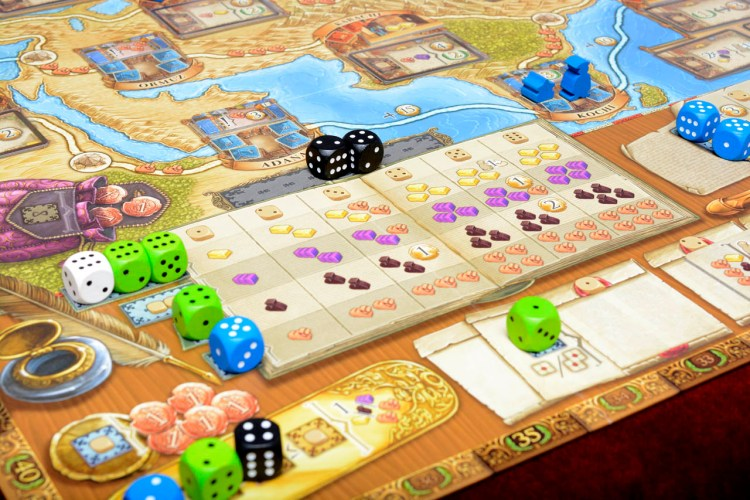 The Voyages of Marco Polo - Gamplay