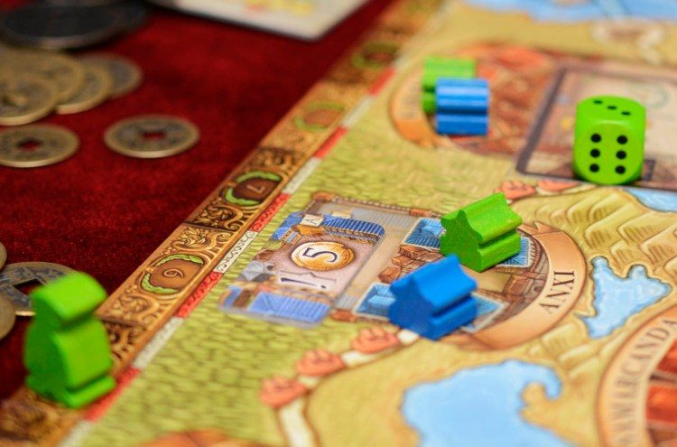 The Voyages of Marco Polo - Trading Posts