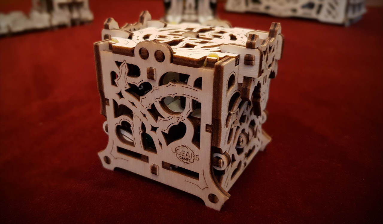 REVIEW] UGEARS Mechanical Devices For The Tabletop