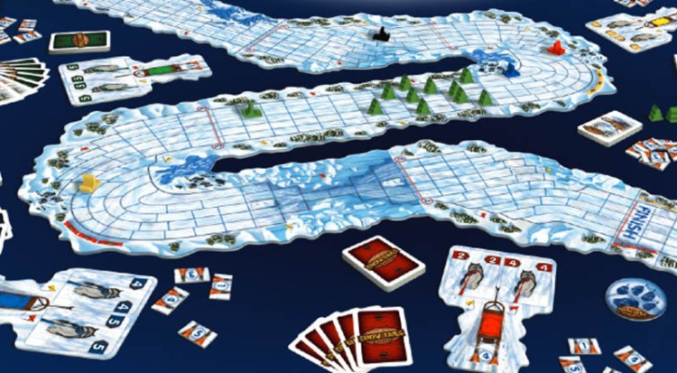 12 Christmas Board Games For A White Winter