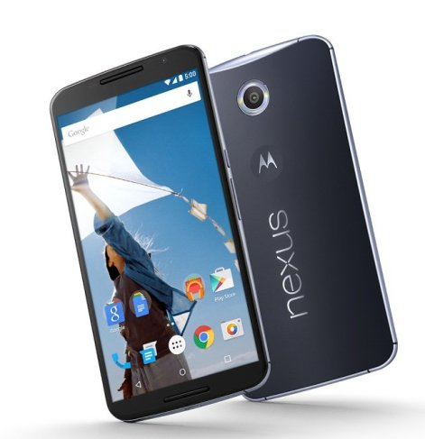 Nexus Android lollipop 5.1