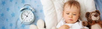 Trouble sommeil bébé