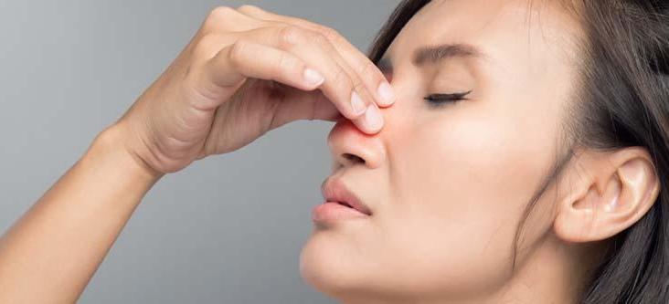 décongestionner le nez naturellement