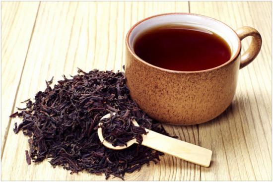 Vertus du thé noir