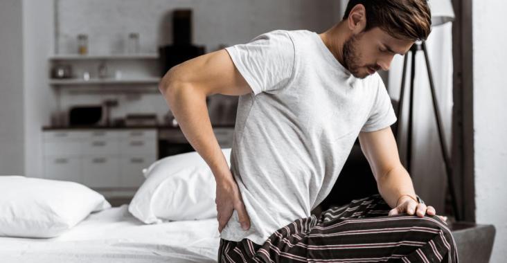 soigner mal de dos à la maison