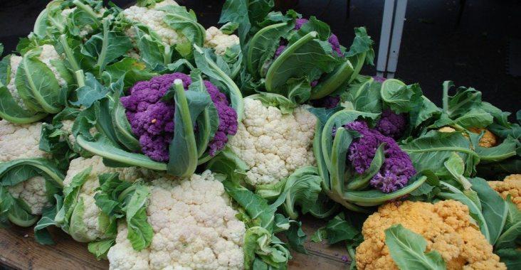 légumes crucifères