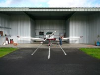 Home in the Hangar