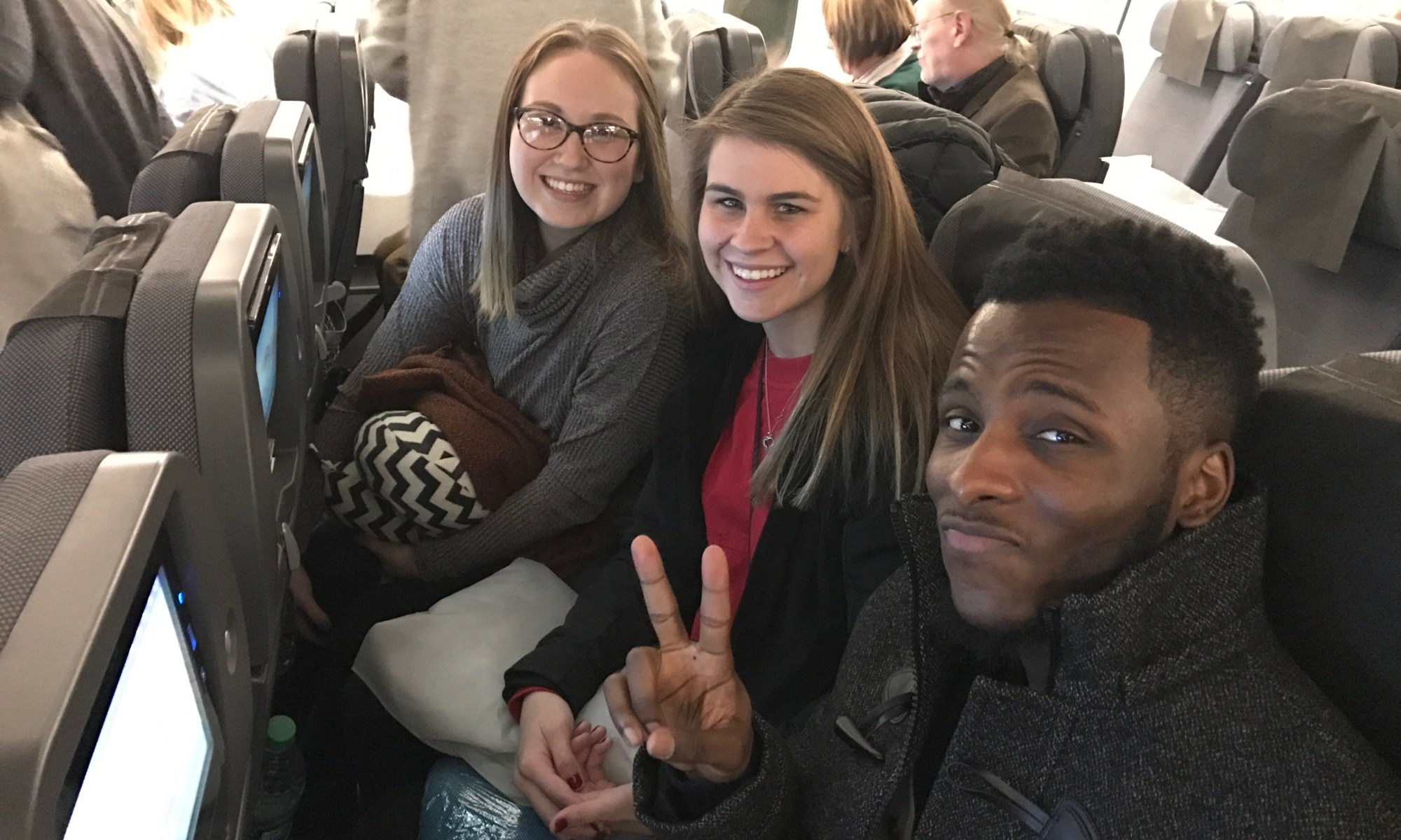 Tabor students fly to Denmark to participate in Innovation in Teams