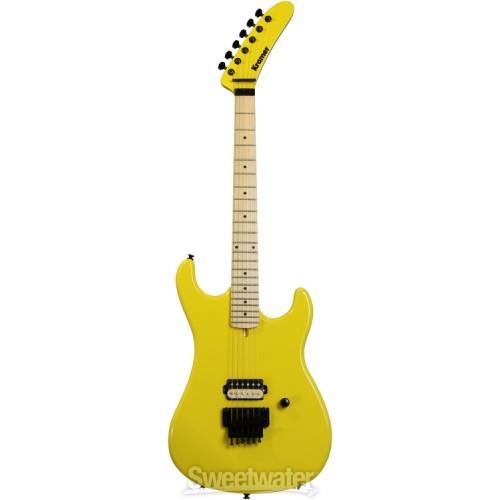 Banana Yellow Kramer The 84 Baretta Guitars China Online