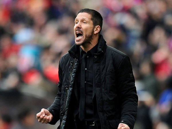 El Cholo Diego Simeone