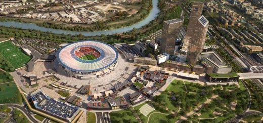 Nuovo stadio A.S. Roma
