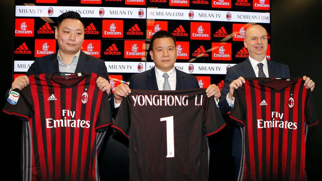 Milan cinese
