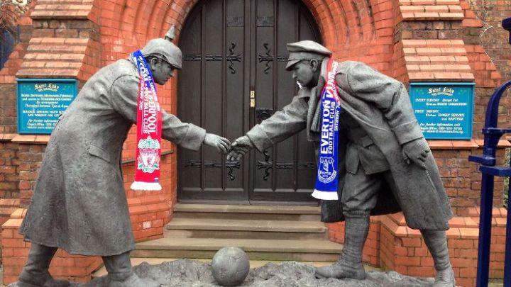 friendly derby Liverpool